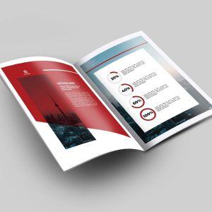 Brochures (in de rug geniet met oognieten)