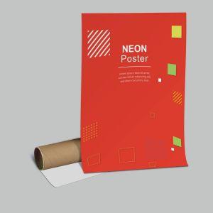Posters Neon papier