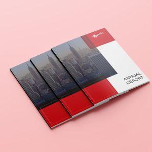 Brochures (gelijmd) - Offset (200 tot 20.000 stuks)